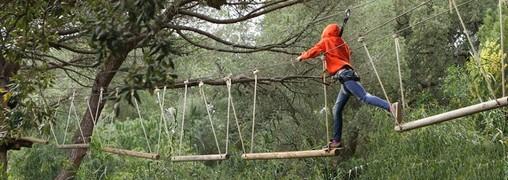 Algarve adventure park