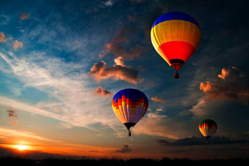 algarve ballooning