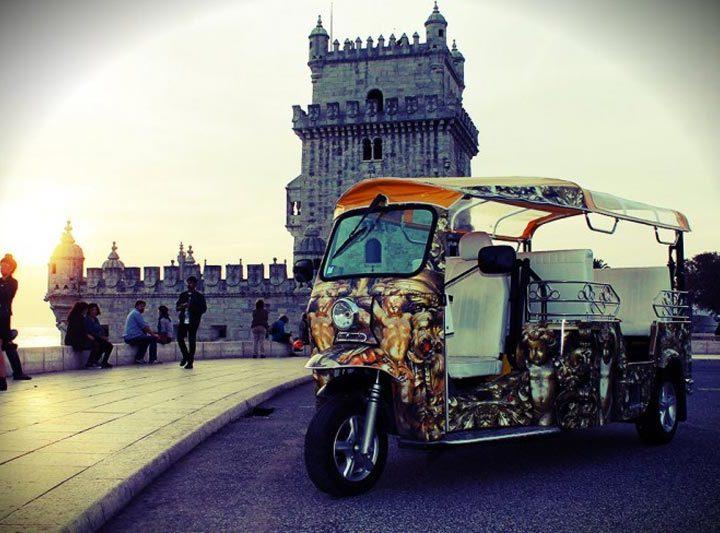 Lisbon Tuk Tuk Tours