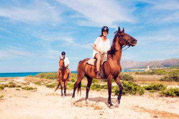 horse riding in alentejo
