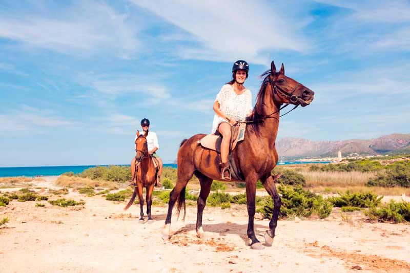 horse riding in alentejo