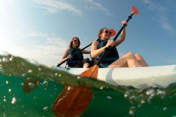 kayaking alentejo