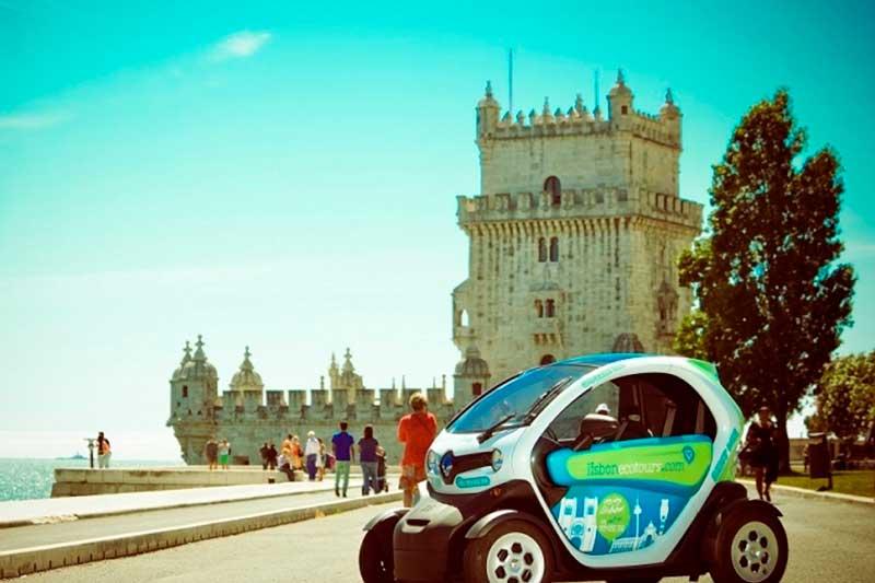 Lisbon Twizzy Car Tours