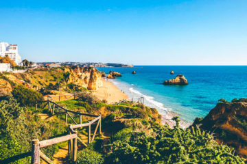 algarve walking tours