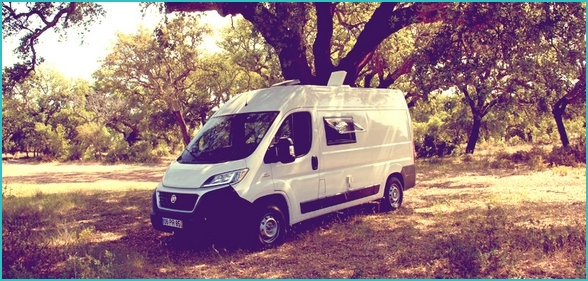 Algarve Camper Van Hire