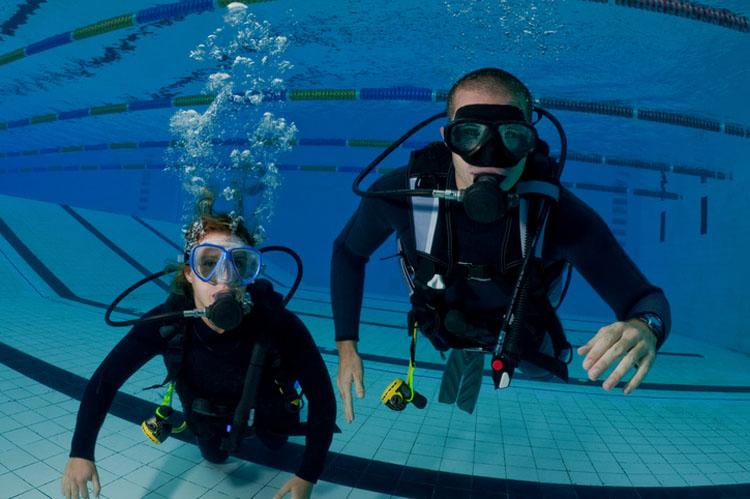 scuba diving albufeira