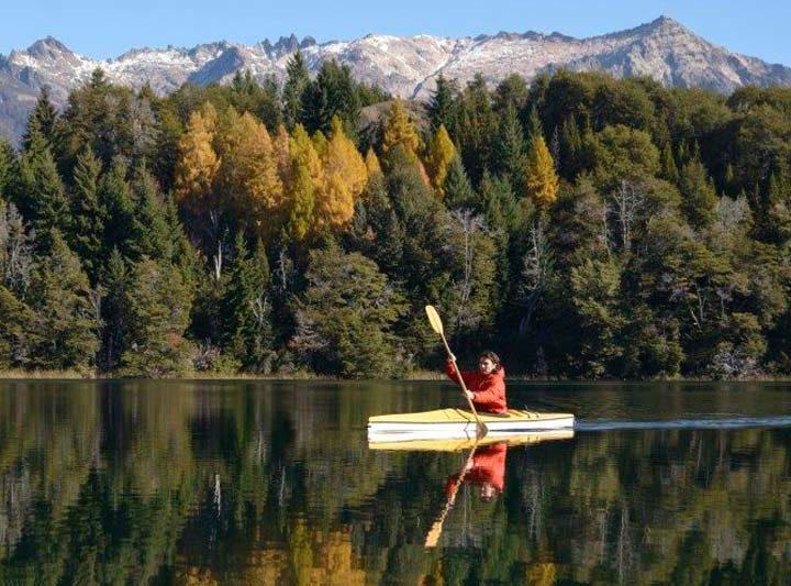 kayaking serra da estrela