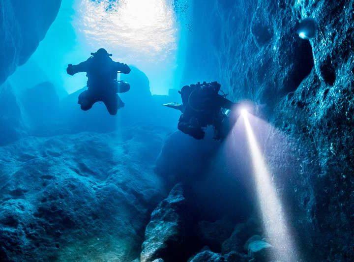 scuba diving sesimbra