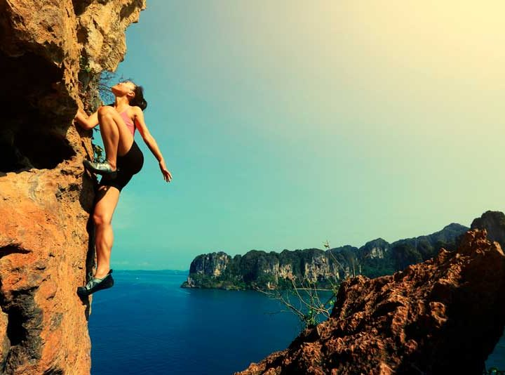 algarve rock climbing