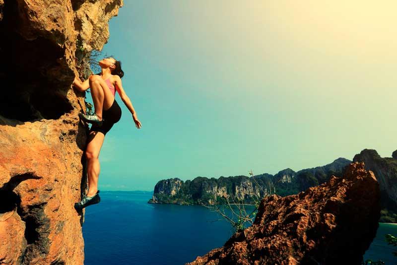 algarve rock climbing