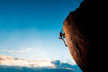 north and galiza rock climbing