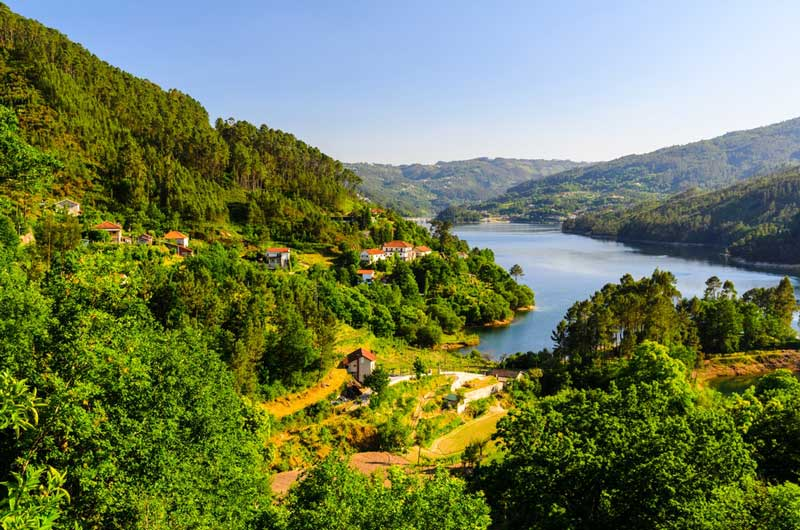 Northern Portugal Walking Tours  (Peneda Geres National Park)