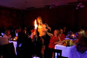 strip dinners lisbon and porto