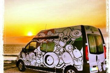 lisbon campervan rental